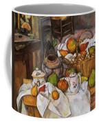 Cezanne: Table, 1888-90 Coffee Mug