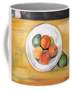 Cezannes Fruit Bowl Coffee Mug