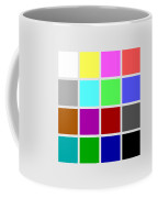 Cga Colors Coffee Mug