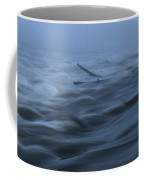 Chain Of Rocks On The Mississippi River Coffee Mug