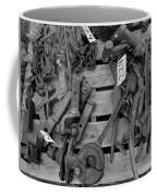 Chain Pallet Bw Coffee Mug