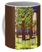 Chairs At The Gate Coffee Mug
