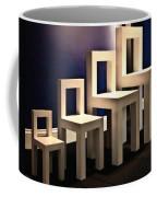 Chairs For A Bear Family Coffee Mug