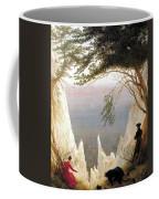 Chalk Cliffs Coffee Mug