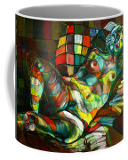 Chameleon I Coffee Mug