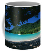 Champagne Beach Coffee Mug