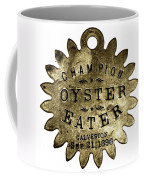 Champion Oyster Eater - To License For Professional Use Visit Granger.com Coffee Mug