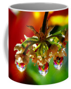 Chandelier From The Rain Drops Coffee Mug