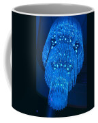Chandelier In Blue 1 Coffee Mug