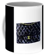 Chanel Bag Poster Coffee Mug