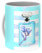 Chanel Blue Decor Coffee Mug