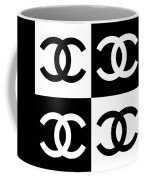 Chanel Design-5 Coffee Mug