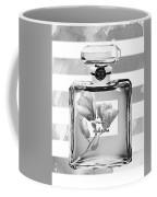 Chanel Flower Grey Coffee Mug