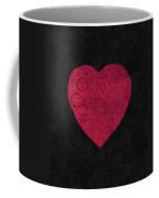 Chanel Heart-1 Coffee Mug
