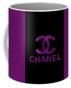 Chanel Print Coffee Mug
