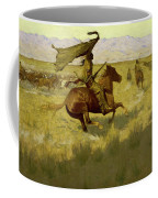 Change Of Ownership -the Stampede Horse Thieves Coffee Mug