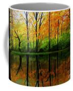 Change Of Seasons Coffee Mug