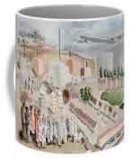 Changing Cityscape Slough Coffee Mug