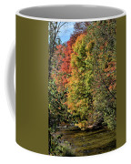 Changing Colours Of The Fall Coffee Mug