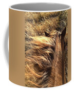 Changing With The Grass Coffee Mug