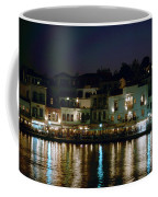 Chania By Night  Coffee Mug