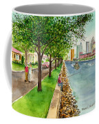 Channel Drive Tampa Florida Coffee Mug