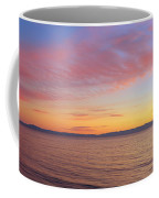 Channel Islands And Pacific At Sunset Coffee Mug