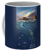 Channel Islands Sharks Coffee Mug