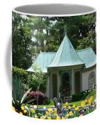 Chanticleer Bath House B Coffee Mug
