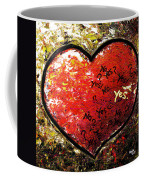 Chaos In Heart Coffee Mug