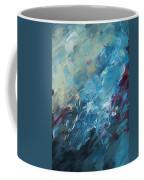 Chaos Serie, II Coffee Mug by Daniel Hannih