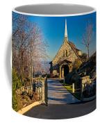 Chapel At Glassy Coffee Mug
