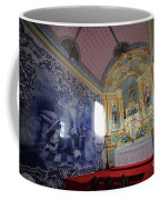 Chapel In Azores Islands Coffee Mug