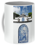 Chapel In The Azores Coffee Mug