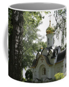 Chapel In The Trees Coffee Mug