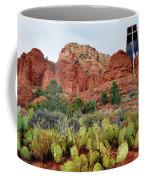 Chapel Of The Holy Cross Coffee Mug