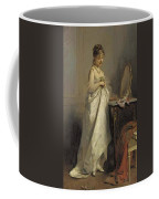 Chaplin Charles Reflection Coffee Mug