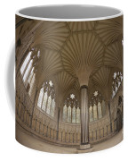 Chapter House, Wells Cathedral, Somerset Uk Coffee Mug