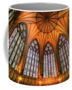 Chapter House York Minster Coffee Mug