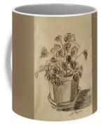 Charcoal Planter Coffee Mug