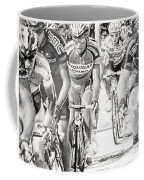 Charcoal Racers Coffee Mug