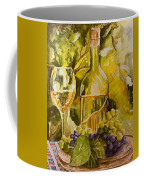 Chardonnay At The Vineyard Coffee Mug