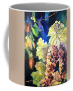 Chardonnay Vines Coffee Mug