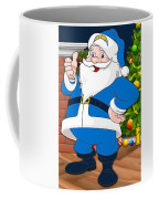 Chargers Santa Claus Coffee Mug