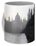 Charles Bridge At Early Morning Coffee Mug