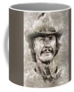 Charles Bronson, Actor Coffee Mug