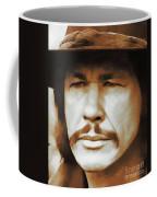 Charles Bronson, Hollywood Legend Coffee Mug