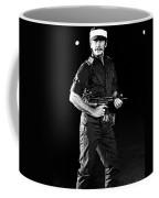 Charles Bronson In Raid On Entebbe 1977  Coffee Mug