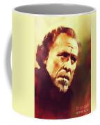 Charles Bukowski, Literary Legend Coffee Mug