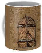 Charles Goodnight Barn Doors Coffee Mug